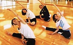 バレエストレッチ&エクササイズ教室