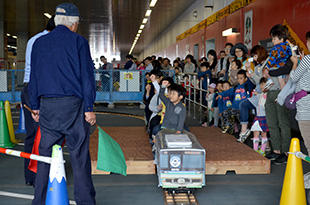 浦和美園まつり(ミニ鉄道乗車)