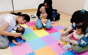 monbebe育児教室