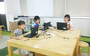小中学生向けプログラミング講座