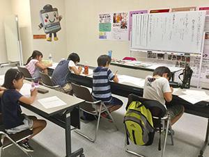 小学生作文力アップ講座