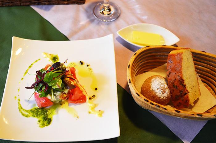 アンティコバジリカ-前菜