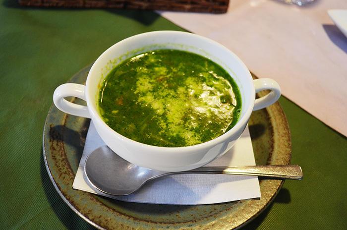 アンティコバジリカ-スープ