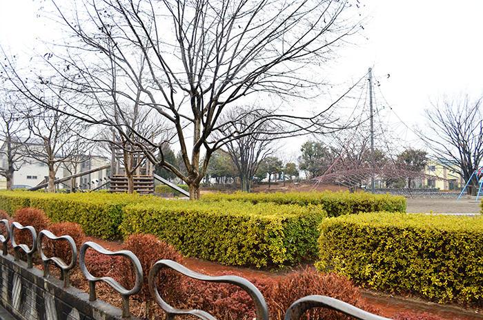 サニイサイド-出羽公園