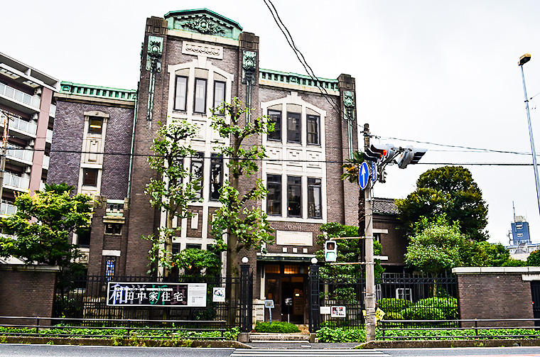 旧田中家住宅(外観)