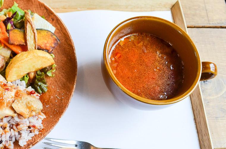 sho-an2ランチスープ