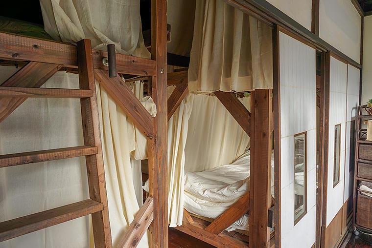 風の森キッチン(女性部屋)