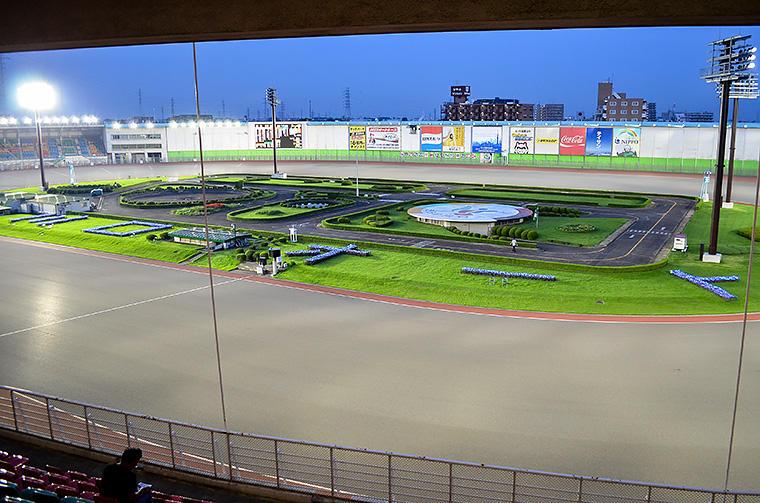 川口オートレース場(ナイター)