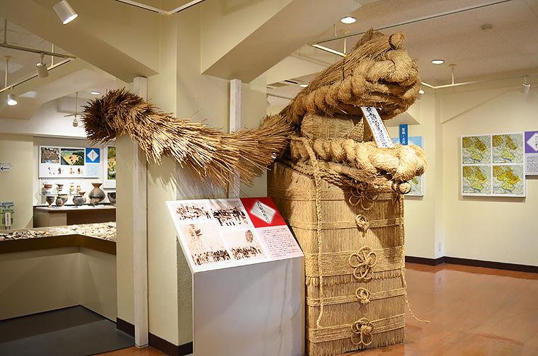 川口市立文化財センター(安行蛇造り)
