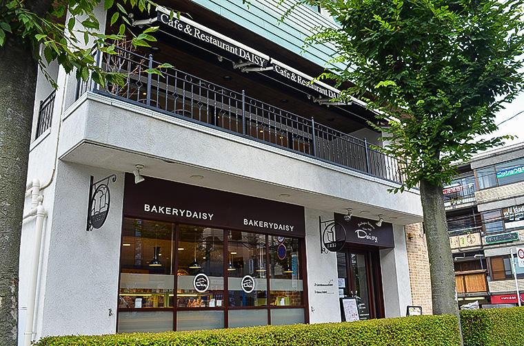 カフェレストラン デイジイ(外観)
