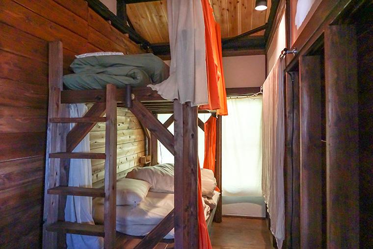 風の森キッチン(男性部屋)
