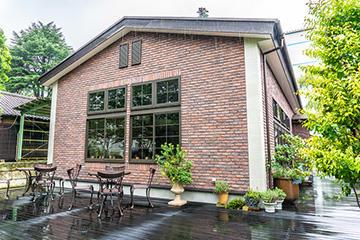 大泉工場カフェ