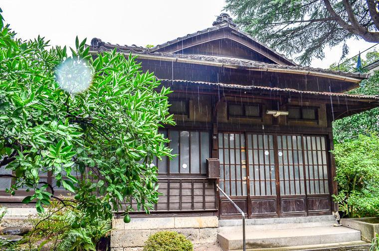大泉工場 日本家屋
