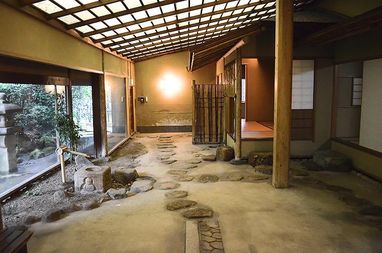 旧田中家住宅(茶室)