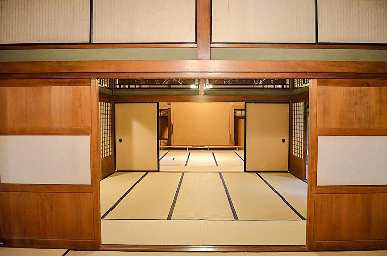旧田中家住宅(和館)