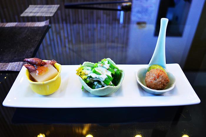 与志田-ランチ前菜