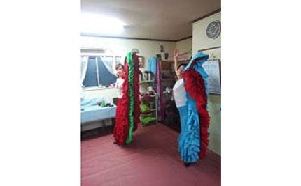 Estudio Erte' フラメンコ舞踊教室えるて