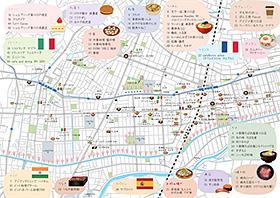 ここでしか食べられない!東川口&戸塚安行グルメマップ