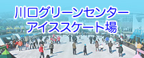 【終了】 川口市立グリーンセンター アイススケート場 OPEN!