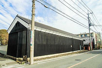 旧池田幸次郎商店倉庫