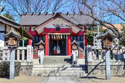 元郷氷川神社