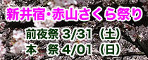 新井宿・赤山さくら祭り2018