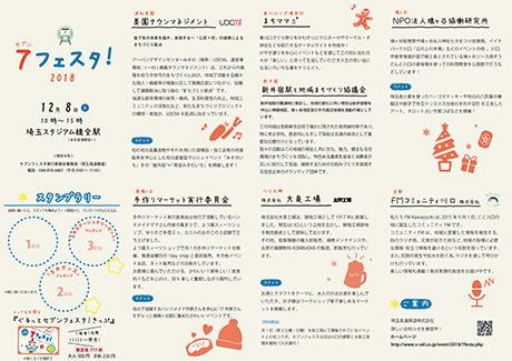 7フェスタ各駅MAP