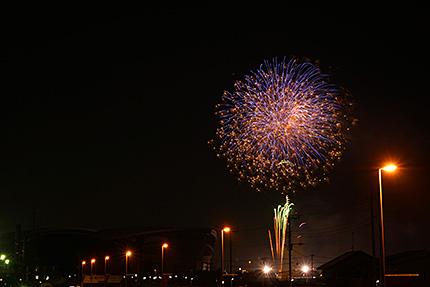 浦和美園まつり&花火大会