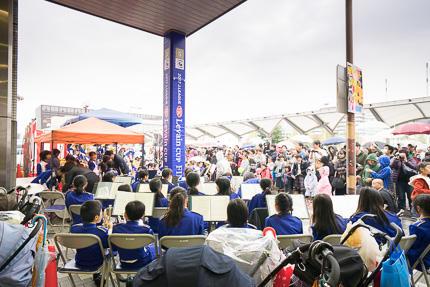 浦和美園まつり花火大会(ステージショー)