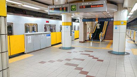 撮影場所 戸塚安行駅